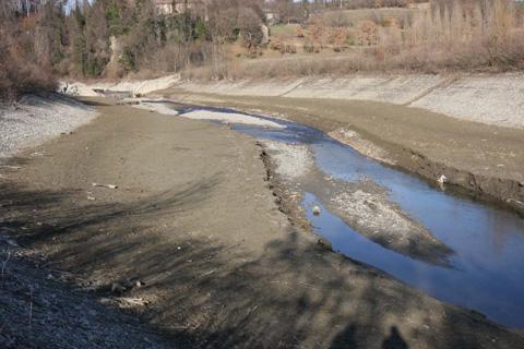 dragaggio fiumi nuova tecnologia ecosostenibile