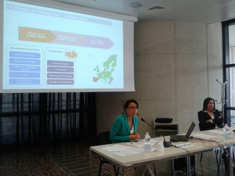 L'intervento del Segretario Generale Gaia Checcucci