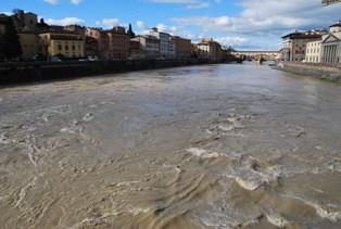 Conferenza stampa. L'alluvione di Genova e la pericolosità dell'Arno. Presentazione della nuova mappatura dell'Autorità