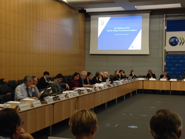 4° OECD Meeting on Water Governance Initiative