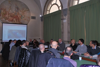 Prosegue l'attività condotta dall'Autorità di Bacino del fiume Arno sull'approfondimento del Piano di gestione Rischio Alluvioni