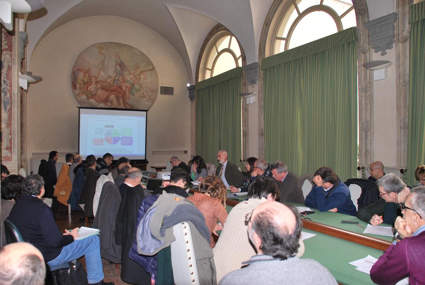 Comitato Tecnico Integrato. Le integrazioni al Progetto di Piano del la Gestione del Rischio Alluvioni e l'avvio della consultazione VAS