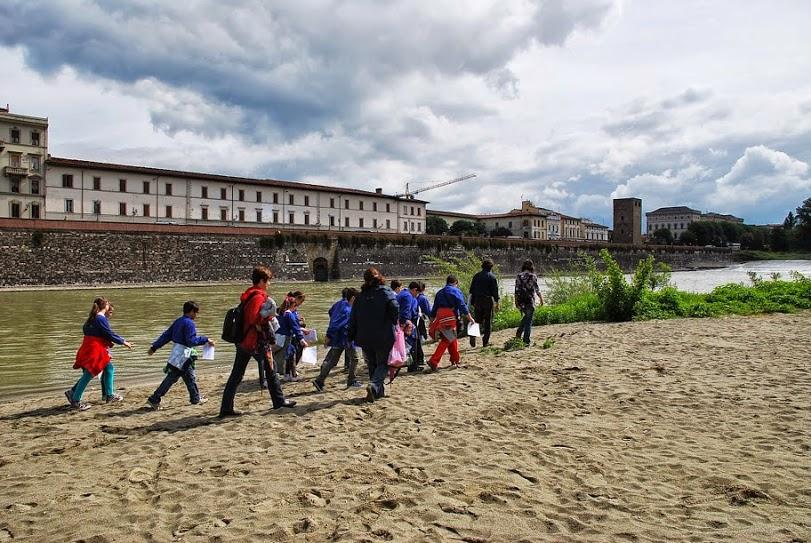 Arno, un fiume per amico: la nuova stagione