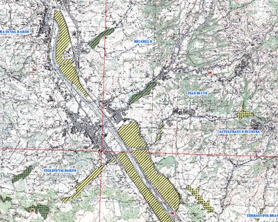 Proposta generale di modifica delle aree di tipo A e di tipo B previste dal Piano ai fini del suo aggiornamento
