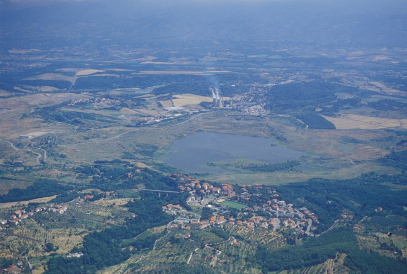 Castelnuovo dei Sabbioni e Centrale S. Barbara