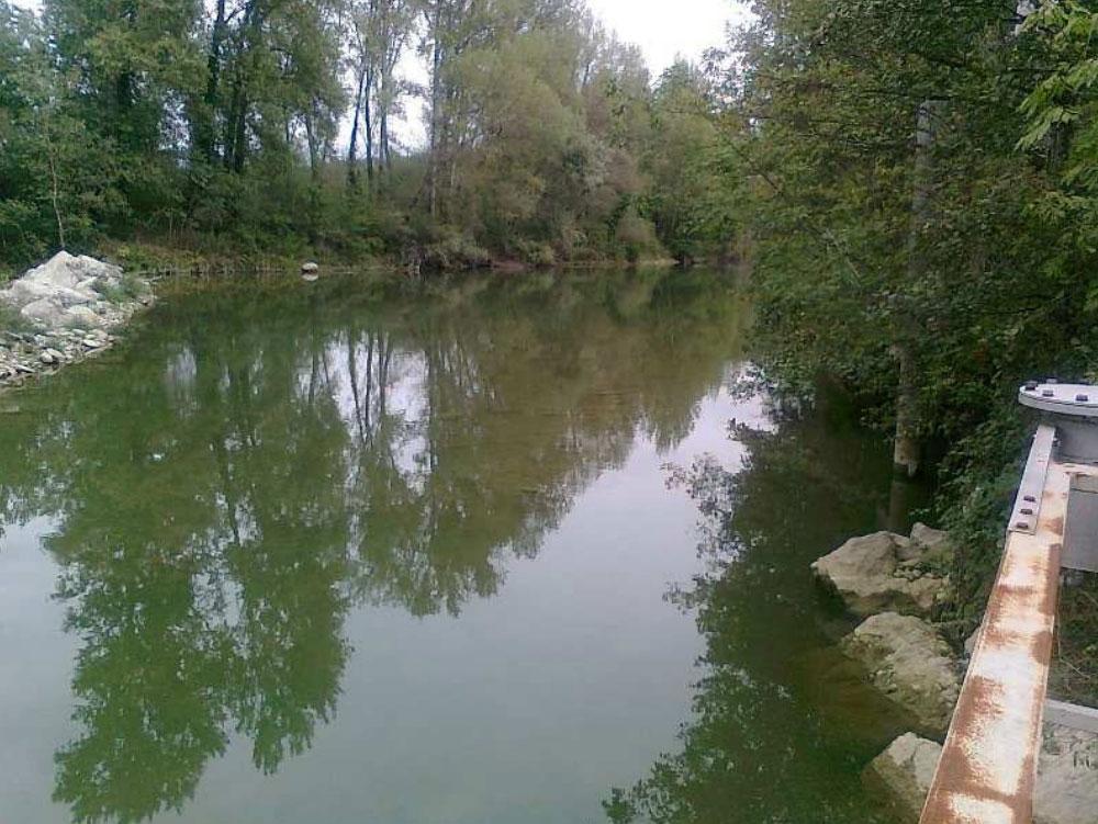 Arno a Buonriposo a monte 30/09/2012 - report Arpat (CTA)