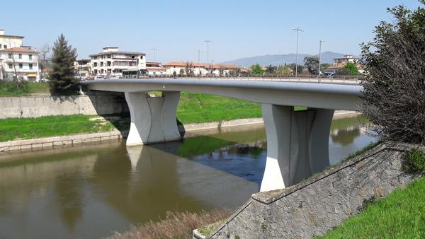 Stazione idro-meteo Ponte di Empoli - [ b]